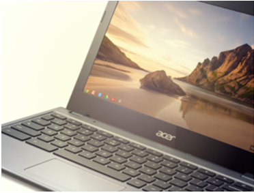 Acer C720 Chromebook with Intel i3 Processor