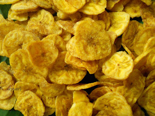 How to Make Sweetened Banana Chips