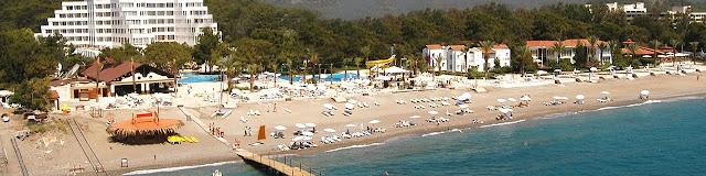 Royal Palm Resort Hotel Beach View