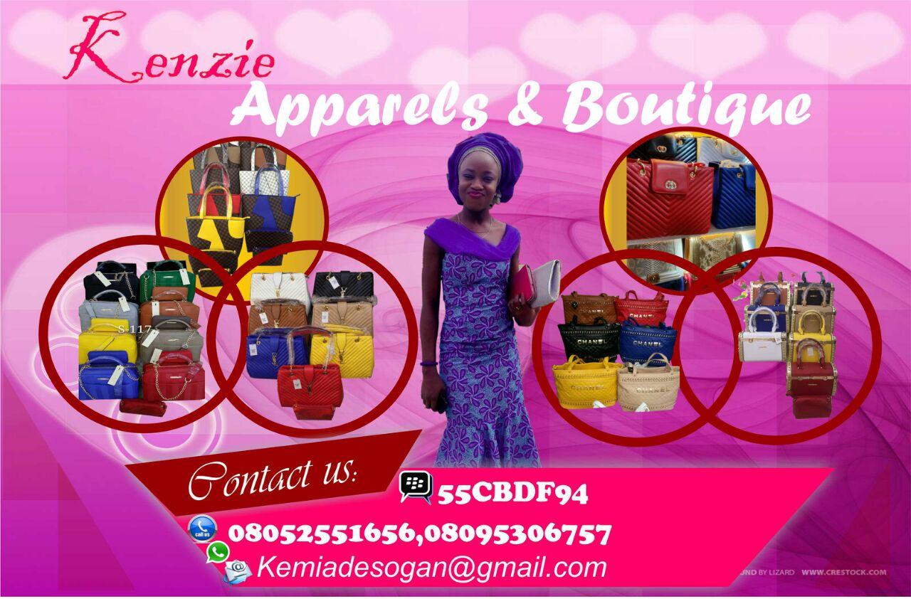 Kenzie Apparels & Boutique