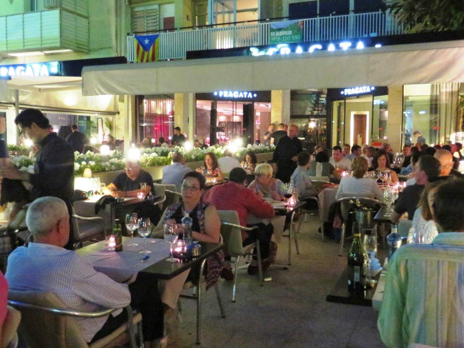 Urbina vinos blog restaurante fragata en sitges barcelona - Restaurante cocina catalana barcelona ...