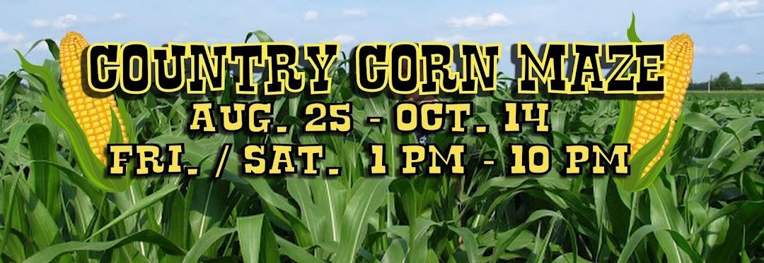 Country Corn Maze