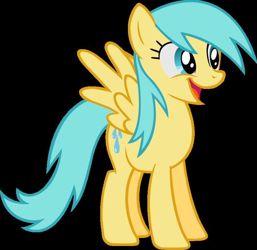 Equestria Daily  MLP Stuff! Story Raindrops Keep Falling # Sunshower Girl_152314