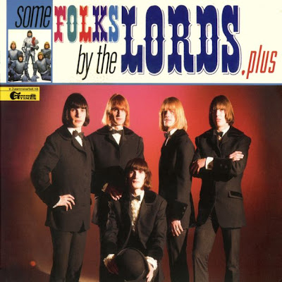 The Lords - Some Folks By The Lords,plus 1967 (Germany, Beat, Folk-Rock)