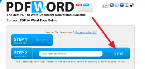 The Best PDF to Word Converter