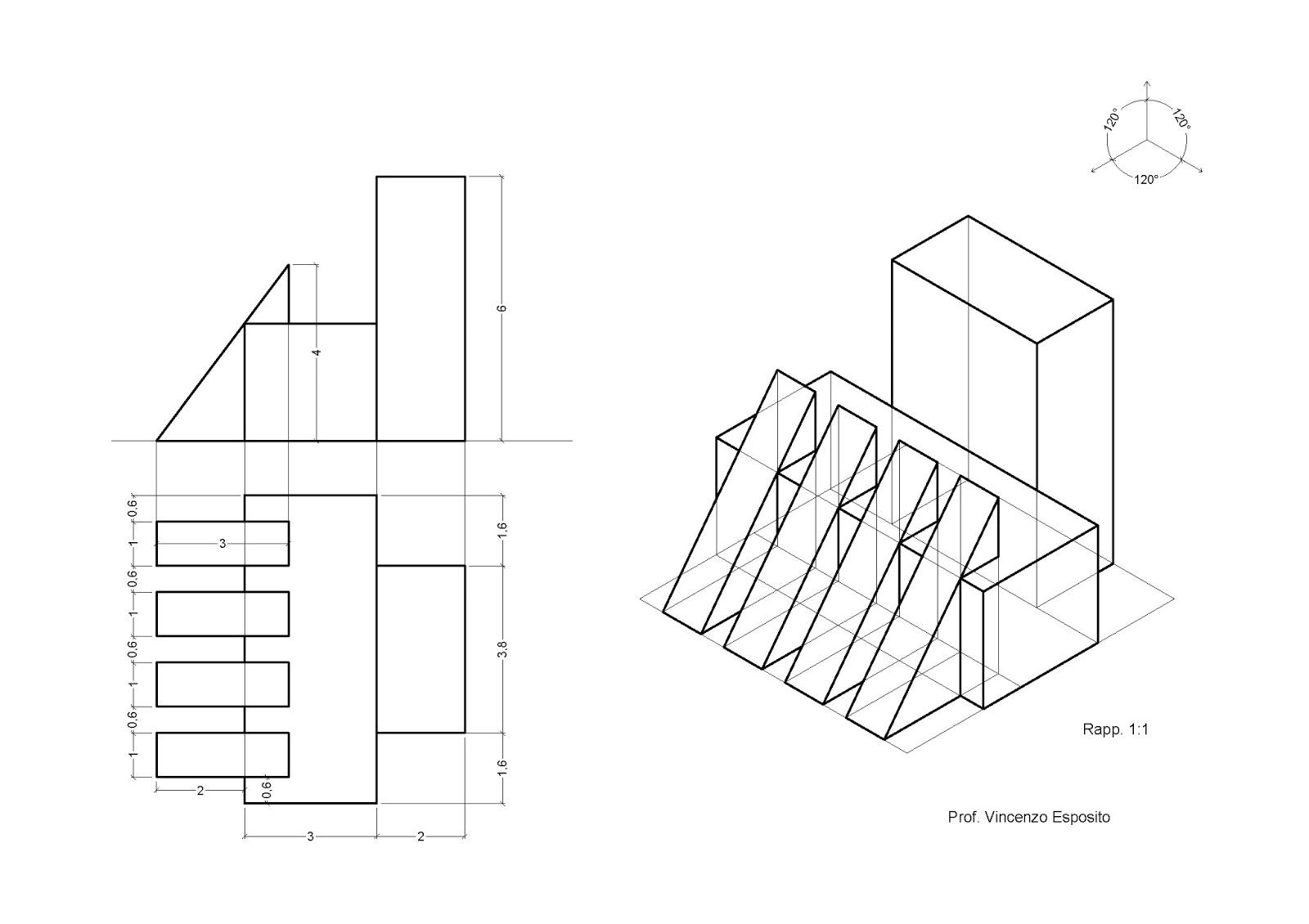 Artedis 3 classe terza a cura del prof vincenzo for Disegno del piano di architettura