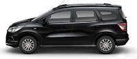 Chevrolet Spin Mobil MPV terbaik 2013