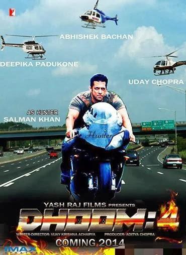 dhoom-4 movie: Hindi Film Dhoom 3
