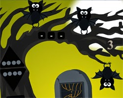 Halloween Trick or Treat Escape 3