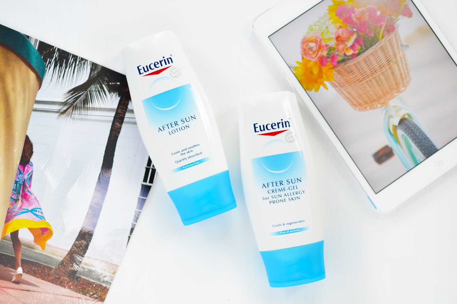 eurecin sun care after sun lotion