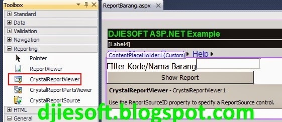 how to create crystal report in vb net using mysql