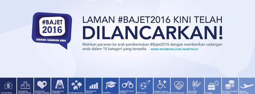 bajet2016, bajet 2016, bajet malaysia 2016, najib