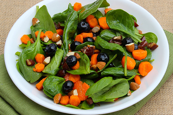 Cleanse and Detox Superfood Salad