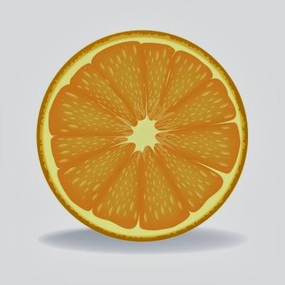 البرتقال غني جداً بفيتامين سي ويعالج  التوتر والاجهاد.