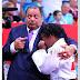 SE RETIRA RONALDO VETIA. <BR>El adiós del entrenador más grande del judo cubano.
