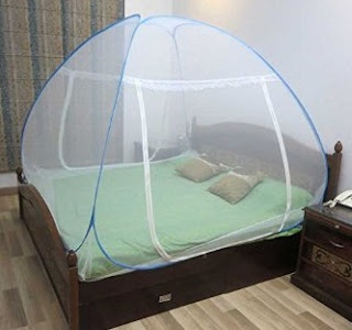 Levana-Double-Bed-Mosquito-Net-With-Elastic-Band