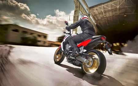 Gambar Honda CB 600F