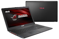 Jual Laptop Notebook ASUS G56JR-CN147H.D - DEEP BLACK Termurah