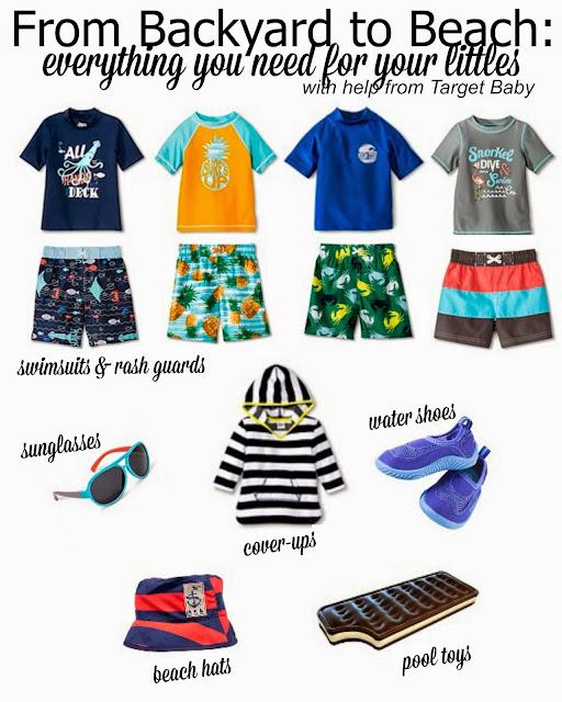 Boy Swimwear Target
