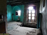 """Una de les habitacions de la masia el Vilar. Autor: Francesc """"Caminaire"""""""