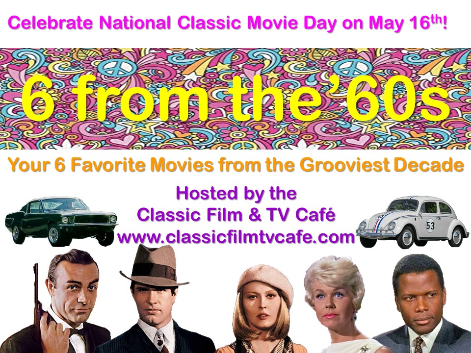 It's National Classic Movie Day!