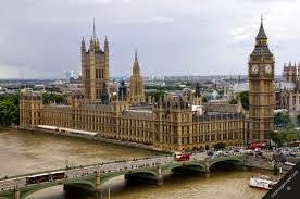 Parliament Bldgs., London