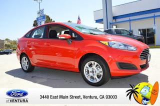 2015 Ford Fiesta   Ford of Ventura