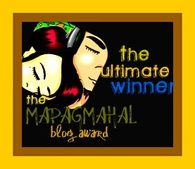 Mapagmahal Blog Award