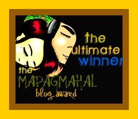 Mapagmahal Blog Award