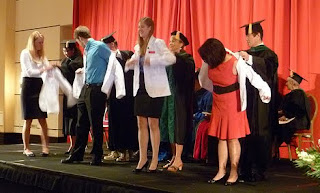 White Coat Ceremony by GLMS1 via Flickr and a Creative Commons license