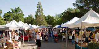 10 things to teach my daughter about shopping at the farmer's market