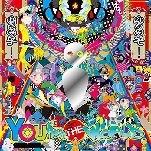 [Album] ゆるめるモ! – YOU ARE THE WORLD (2015.11.11/MP3/RAR)