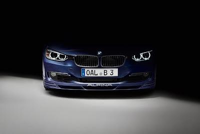 BMW Alpina B3 Bi-Turbo Racing
