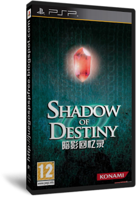 Shadow Of Destiny [CSO] [Ingles] [PSP] [RG FS]