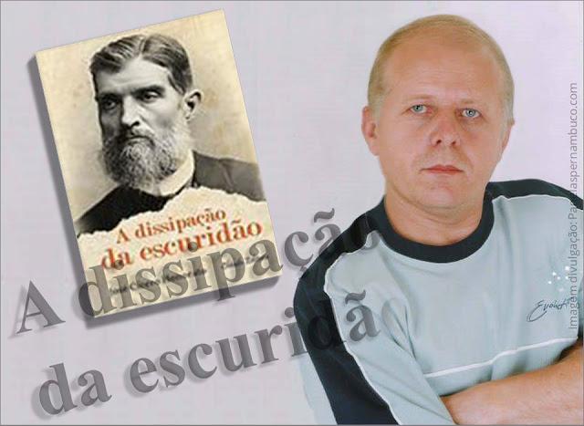 """Entrevista com José Cícero Honorato, autor da obra """"A Dissipação da Escuridão"""""""