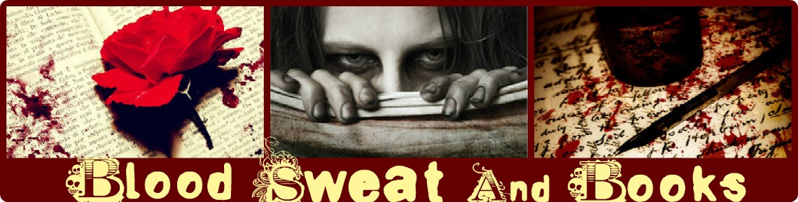 Blood,Sweat and Books