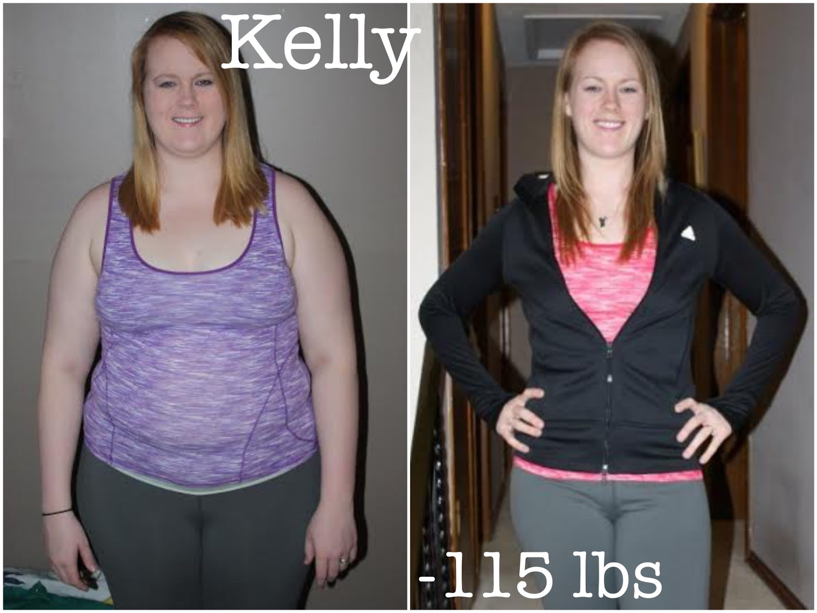 kelly age 27 occupation administrative assistant starting weight 274 ...