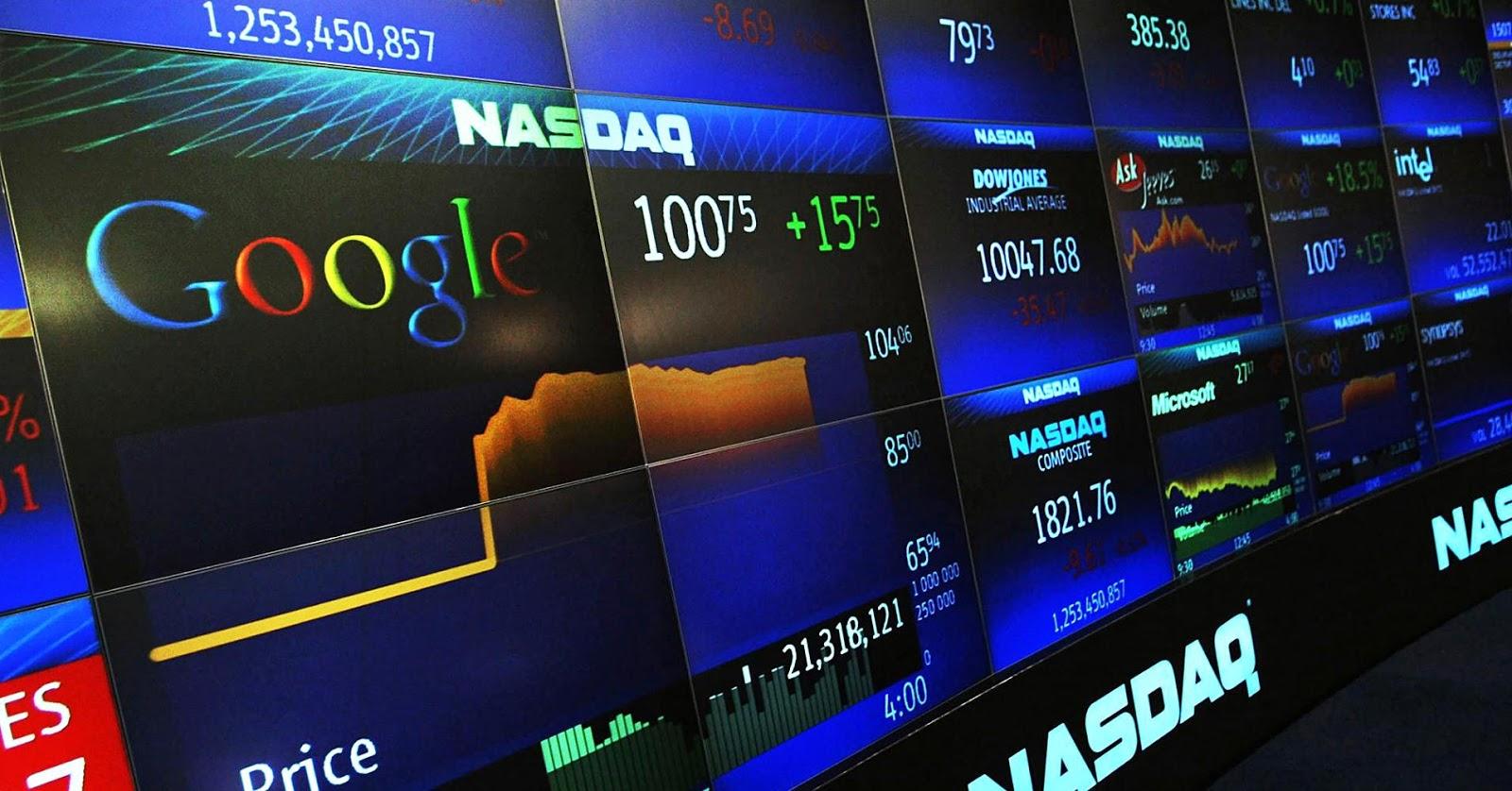 2月8日 【NASDAQ 】証券取引開始