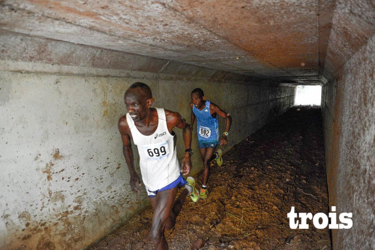 Kenian Runners