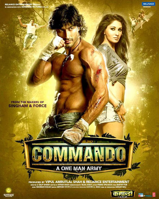 Commando 2013 Hindi Full Movie Watch Free Online