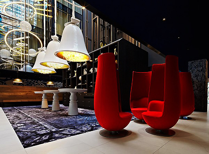 Design & art magazine: dutch design: marcel wanders' andaz ...