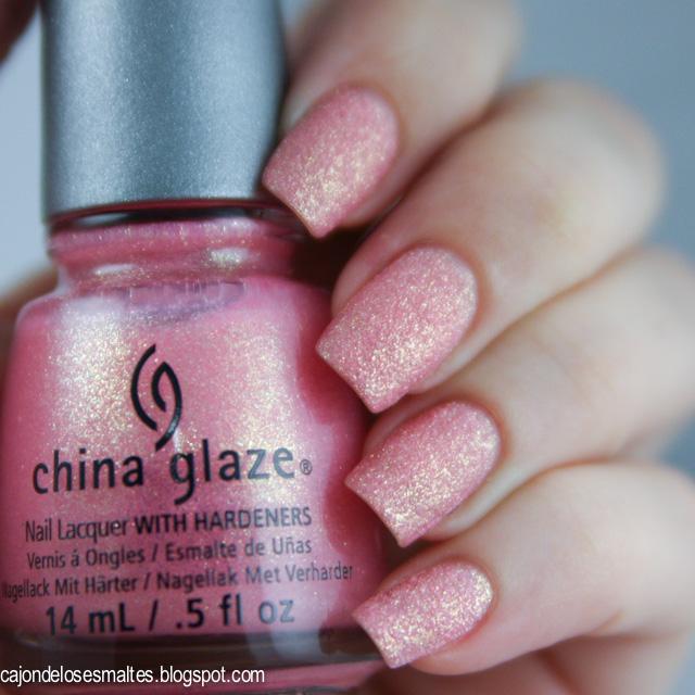China Glaze - Sea Goddess - Wish on a star fish