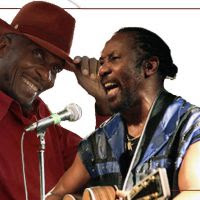 Jimmy Cliff Toots Hibbert and the Maytals UK Tour