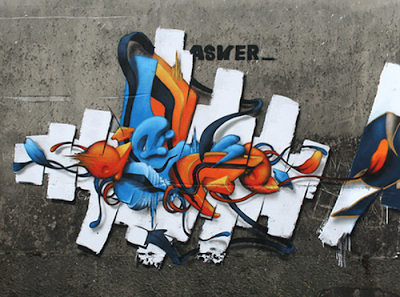 7 Cool Graffiti Artwork Design