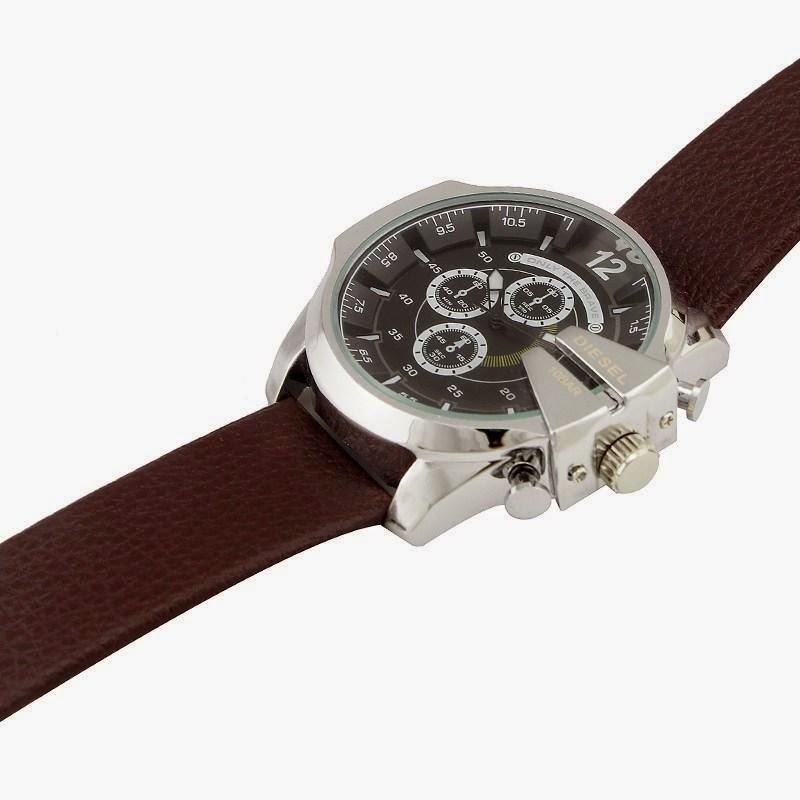 Большие часы наручные - svstimeru