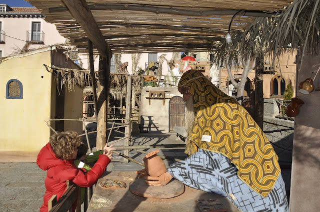 MADRID CON NIÑOS: El Escorial en Navidad