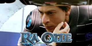 sharukh khan in raone