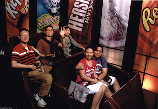 Hershey's Chocolate World Great American Chocolate Tour