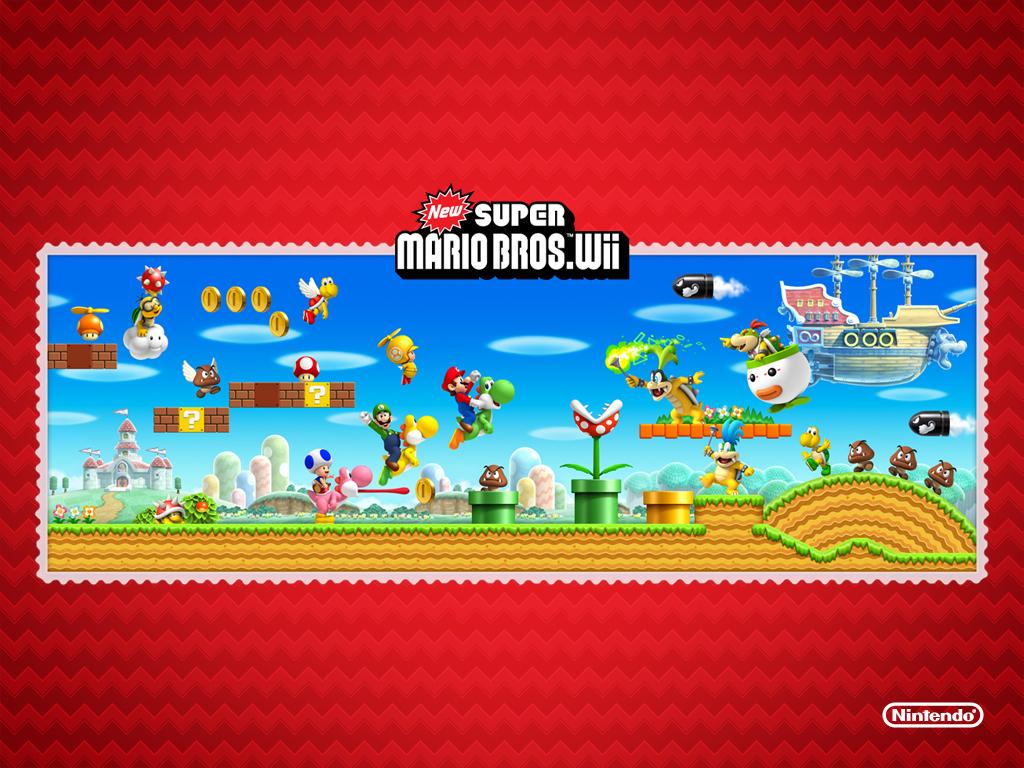 Critique] New Super Mario Bros Wii