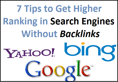 Search Engines,Backlinks